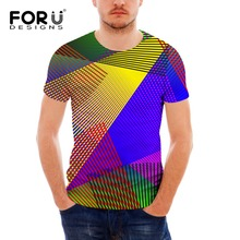2017 Fashion 3D T-Shirt Print Bright light beam Mens Shirts Male Casual Tops Tees Novelty Luxury Brand Short Sleeve T Shirt