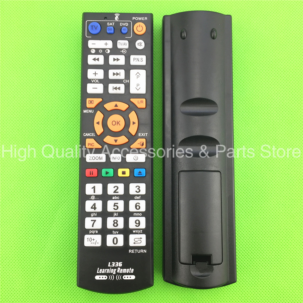 Universal Smart Remote Control Controller With Learning Function For TV CBL DVD SAT universal smart remote control controller with learn function for tv dvd sat cbl drop shipping