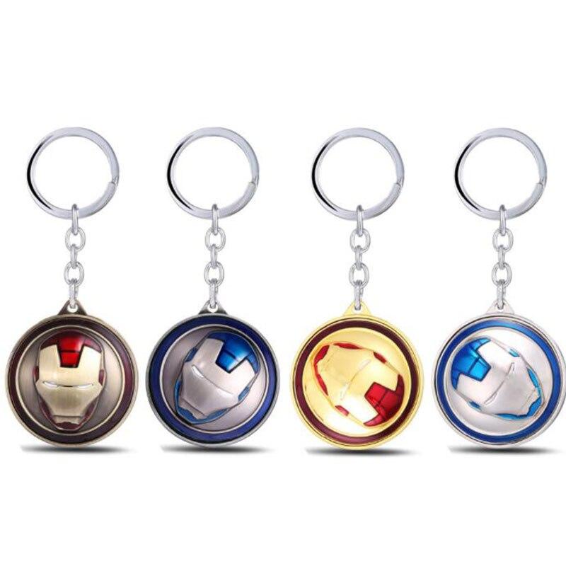 New marvel Avengers Logo Key Chain Key Holders Key Tag collection