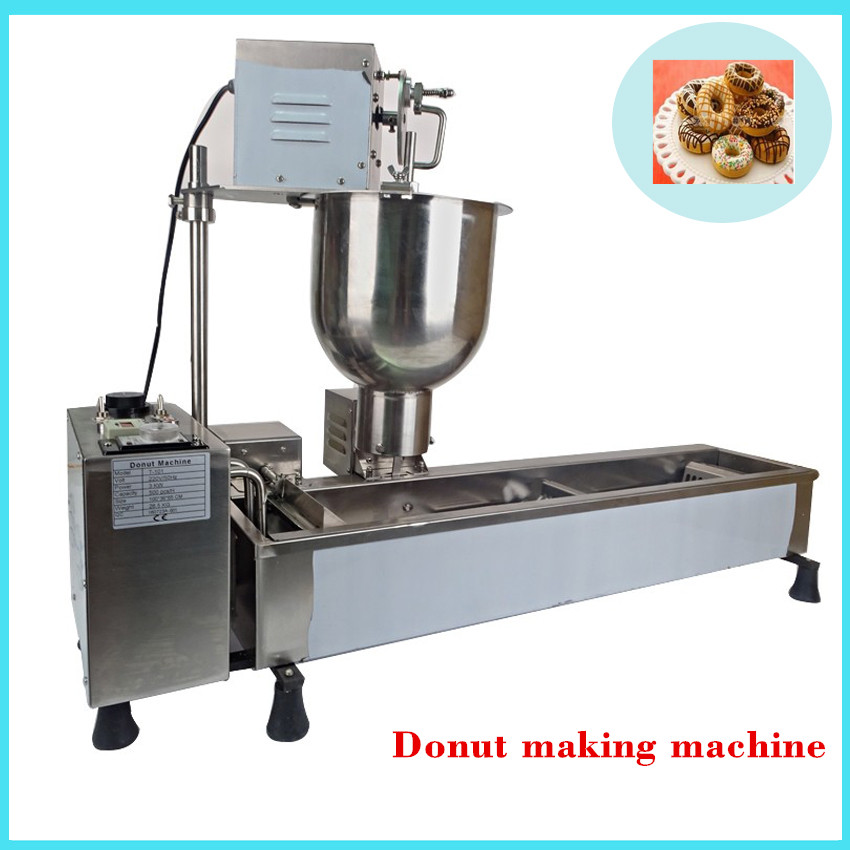 Automatic donut machine Donut making machine Donut maker T-101 220V/50Hz/3000W Automatic counting system with 3 set moulds 2 pair universal car 3d style disc brake caliper covers front rear