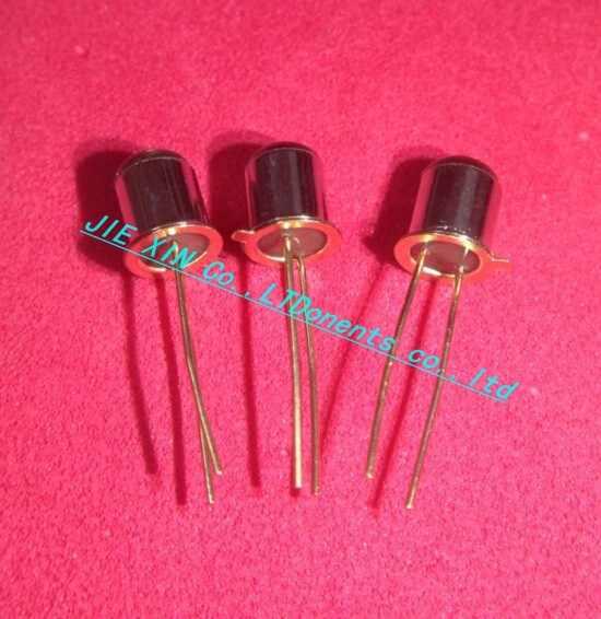 5Pcs 900Nm BPW24R Photodiode Pin Sealed TO-18 ct