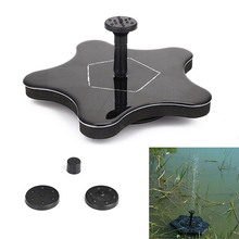 2019 Clover Solar Fountain Durable Ponds Accessories for Outdoor Drop Shipping