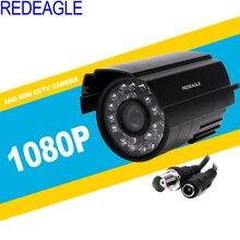 REDEAGLE Mini AHD Camera 1080P 720P Video Surveillance Camera IR Night Vision Outdoor indoor CCTV Cameras Metal Case