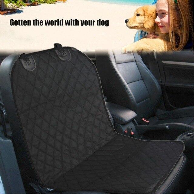 Hoopet 2017 Practical Pet Car Mats Dog Car Seat Cover Waterproof