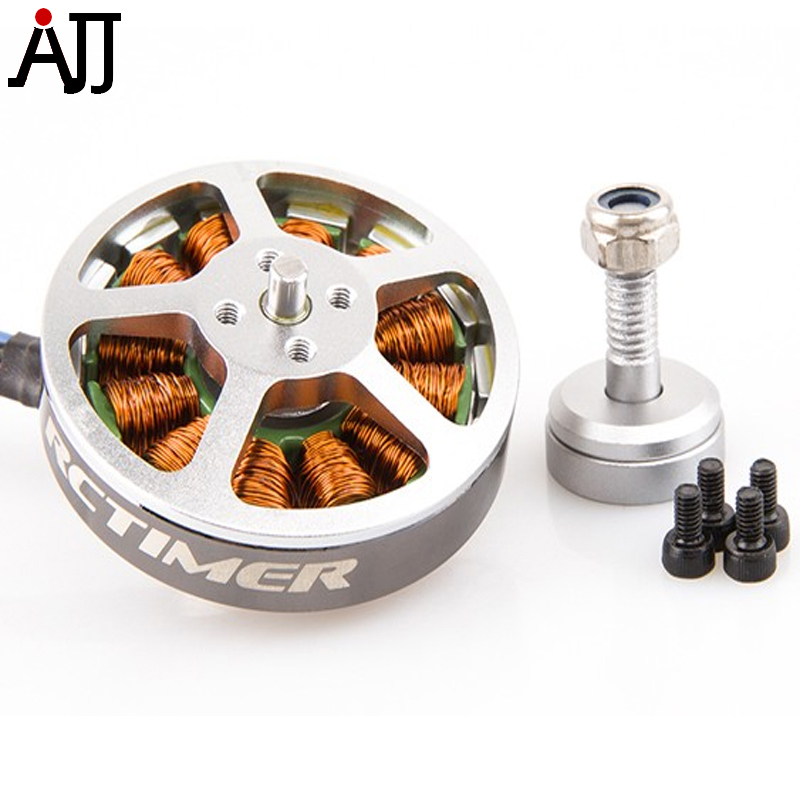 Rctimer 5010 620KV 530KV Multicopter Brushless Moteur 5.0mm arbre 2-6 S Li-po