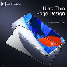 CAFELE Full Coverage Tempered Glass For Huawei Nova 5 Pro 5i Screen Protector Film pro Ultra Thin Edge