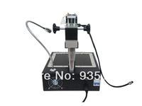 ly BGA Station IR6500 V.2 BGA chip repair machine, bigger preheat area , 6 pcs jig,Free tax to EU