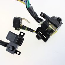 Motorcycle Parts for Suzuki qs150t handlebar switch assembly free shipping