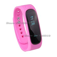 Smart Wristband Bracelet Waterproof Watches OLED Smartband Bluetooth 4.0 Health Fitness Tracker