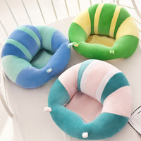 Infant Toddler Baby Seats Sofa Chair Cushion 40 50cm Baby Learning Seats Blanket Support Seat For