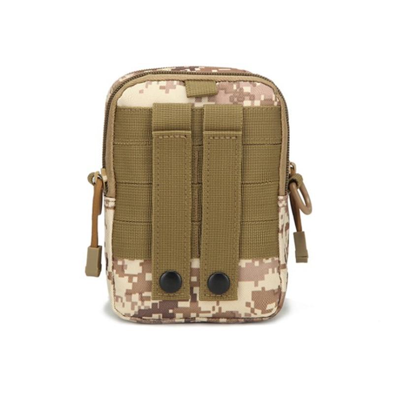 HOT SALE 800D Tactical bag Molle Оксфорд белбеу - Спорттық сөмкелер - фото 3