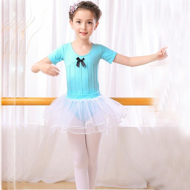 564b77d03 2018 New Cute Girls Ballet Dress For Children Girl Dance Clothing ...