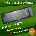 """JIGU Бесплатная доставка A1321 Оригинальный Аккумулятор Для Ноутбука Apple MacBook Pro 15 """"A1286 MB985 MC986 MC118 MC371 MC372 MC373"""