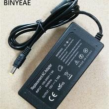 19 в 3.16A 60 Вт Универсальный адаптер переменного тока зарядное устройство для samsung Q330 R540 RV510 RV511 R40 ноутбука