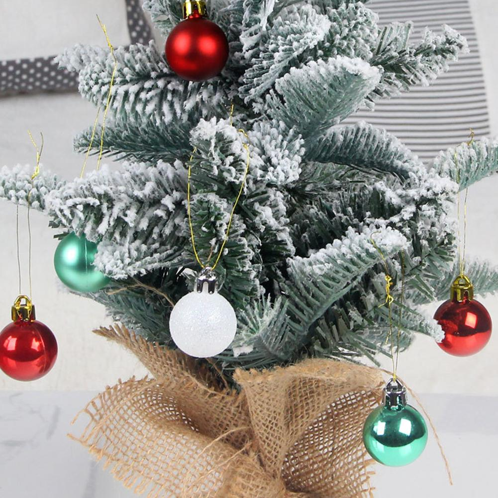 Assorted 2 Candy Shaped Baubles Christmas Tree Festive Hanging Decor Glitter