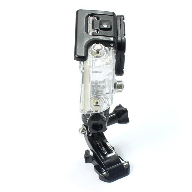 360 Degree Swivel Rotating Aluminium Tripod Mount Adapter Universal for GOPRO Hero 1 2 3 3+ 4 5Session/Xiaomi Yi/SJ/GitUp Camera