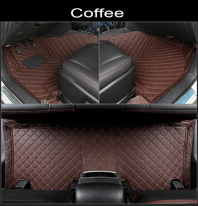 Car floor mats for Audi A5 sportback S5 5D heavy duty all weather car-styling leather carpet floor liners(2007-now)Car floor mats for Audi A5 sportback S5 5D heavy duty all weather car-styling leather carpet floor liners(2007-now)