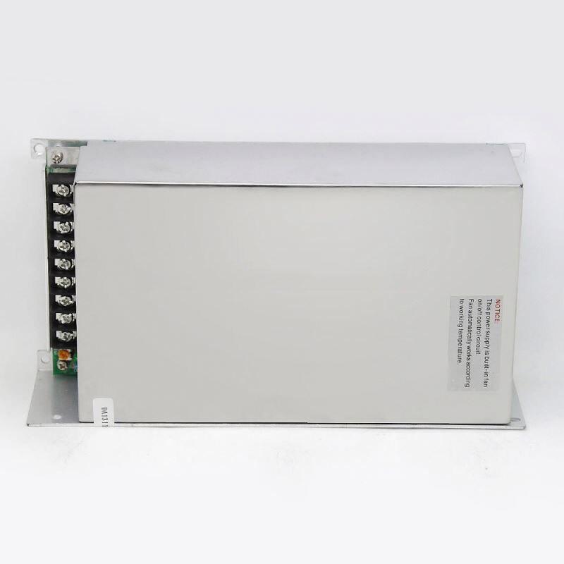 Universel 24 V 20A 500 W régulé alimentation à découpage Transformer100-240V AC à DC pour LED bande lumière éclairage CNC CCTV moteur - 5