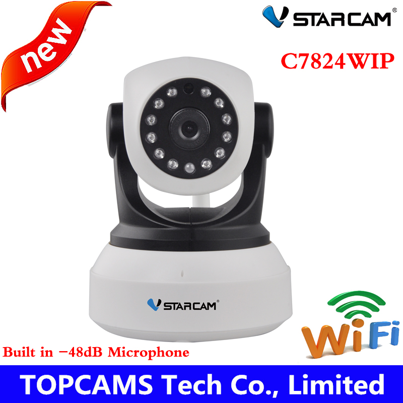 vstarcam HD 720P Mini Home Night Vision Surveillance Cameras C7824WIP IP wireless Network font b Camera