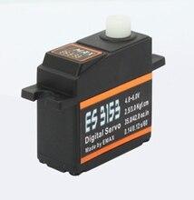 4pcs EMAX servo digital plastic gear brushless servo motor 4.8V/6.0V  2.5/3.0Kgf.cm for rc car helicopter boat