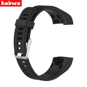 For garmin vivosmart hr 170 220mm replacement watchband fashion sport silicone band wrist strap tool wearable.jpg 350x350