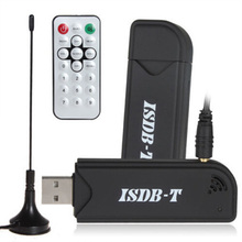 2015 hot High quality computer laptop USB digital TV receiver ISDB-T dongle TV stick receiver dongle tuner 48.25-863.25 MHz