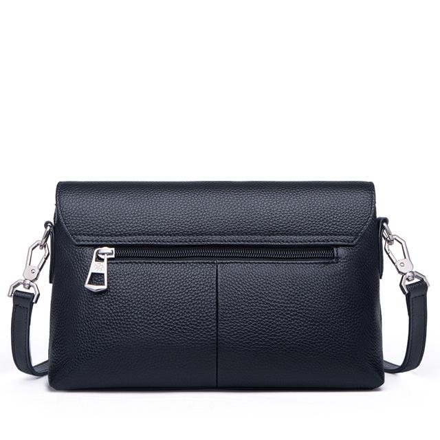 New ZOOLER luxury leather bags diamond Cow leather women messenger bag fashion shoulder bag purse cross body#LT238