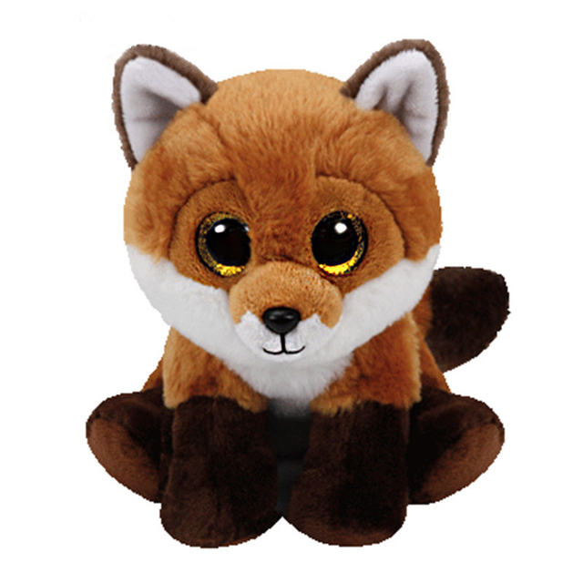 Direct S Promotion New Fox Pet Plush Toys Best Ing Cute Children Educational Gifts