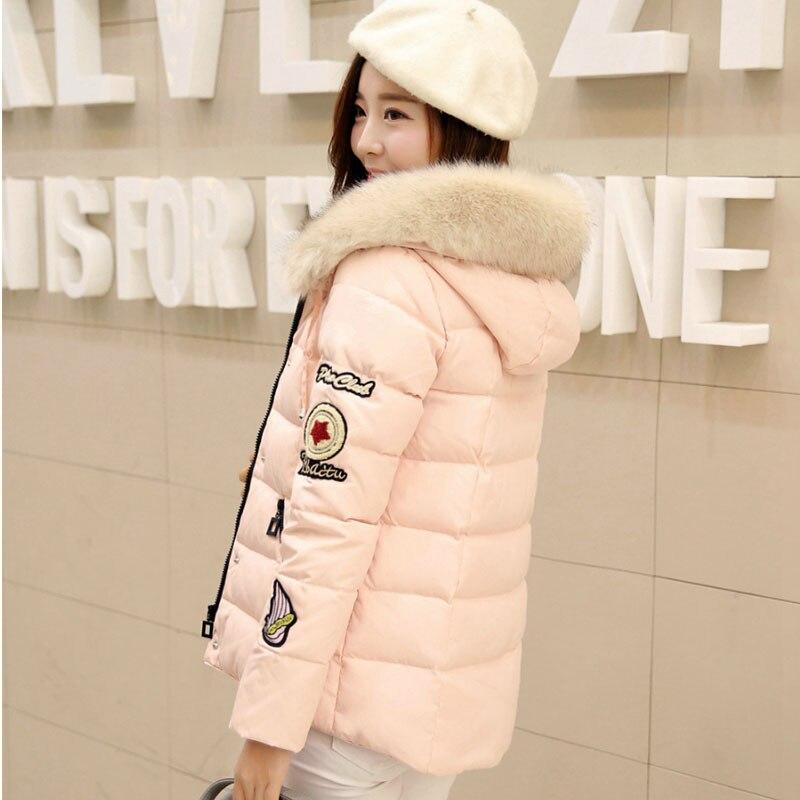 цена  [every day special offer cotton female short Mianfu winter coat at the end of a Korean fashion student jacket  онлайн в 2017 году