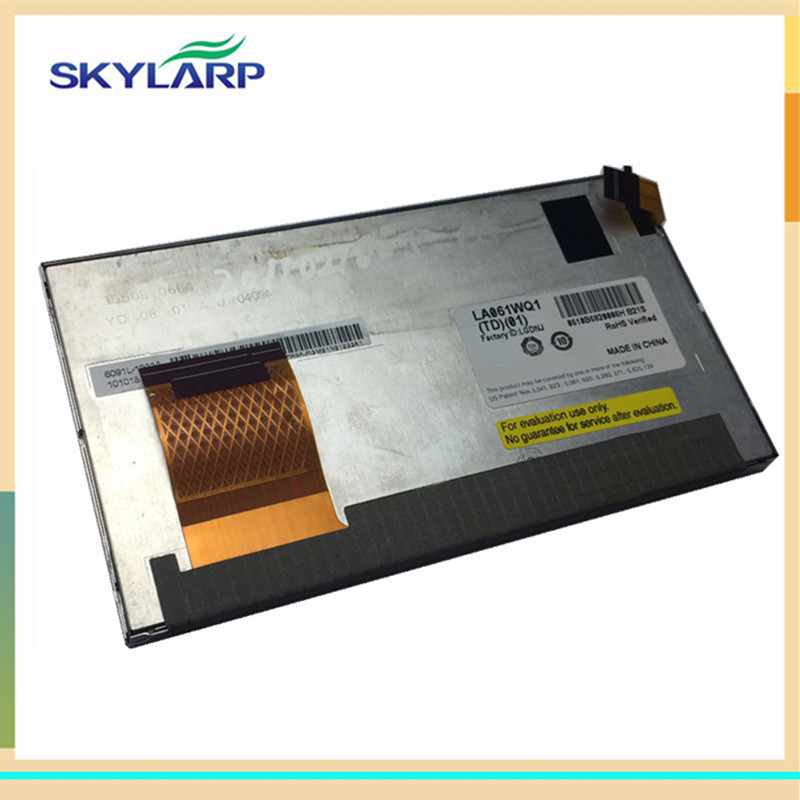 skylarpu LCD display panel for LA061WQ1-TD01 Lcd screen (without touch) b101xt01 1 m101nwn8 lcd displays