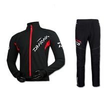 Одежда для рыбалки спортивная зимняя уличная быстросохнущая утепленная куртка брюки водонепроницаемый мужской водонепроницаемый рыболовный костюм