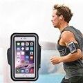 Runing Deportes Ejercicio Correr Brazalete Del Gimnasio Bolsa Titular Caso de Bolsa para Teléfono Celular Del envío gratis