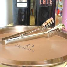 Щипцы кухонные зажимы для еды 26 см кухонные щипцы Нержавеющая сталь трубка для макаронных изделий идеально подходит