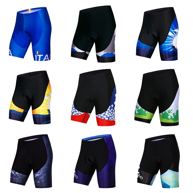 Bike Shorts Men Women Cycling Shorts Bicycle 3D Padded Shorts Riding Pro Team MTB Cycling Clothing Sports Wear Ropa Ciclismo