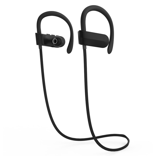 Woweinew  latest version V4.1+EDRWireless Bluetooth Headset  Hands-free, A2DP, AVRCP Sport Stereo Headphone Earphone for iPhone