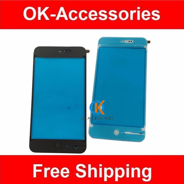 For Meizu MX2 MX 2 M040 Touch Screen Digitizer Black White Color 1PC/Lot Tracking Number