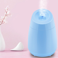 Portable Facial Steamer Nano Spray Anti dry Steam Face Mist Spray Spa Machine Water Meter Beauty Instrument