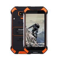 GuoPhone V19 V9 PRO IP68 MTK6580 QuadCore Android 5.1 3G GPS AGPS 1GBRAM 8GBROM 4.5 Inch Screen Shockproof Waterproof SmartPhone