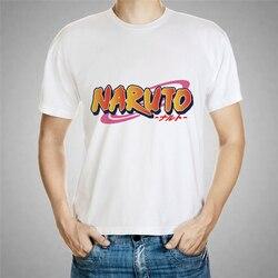 Naruto i Jiuwei Fox cartoon drukowanie męska koszulka nastolatki nowy krótki T-shirt Naruto koszula nastolatki Sakata Gintoki koszulki 57-22 # 3