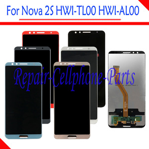 Image 2 - Per Huawei Nova 2s Display LCD Full + Touch Screen Digitizer Assembly Per Huawei Nova 2s HWI AL00 HWI TL00 il Numero di inseguimento