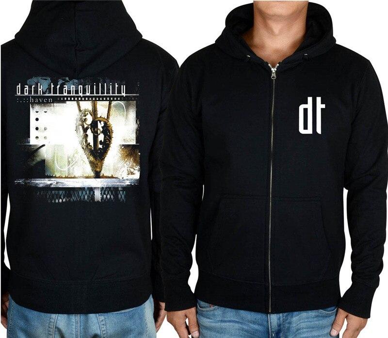 18 видов молнии темное спокойствие группа рок толстовки куртка с черепом 3D брендовая рубашка панк смерти темный свитер в стиле хеви-метал XXXL - Цвет: 8