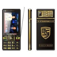 Capacitive Touch Screen Big Russian Keyboard Bluetooth Tachoraph Analog TV Senior Mobile