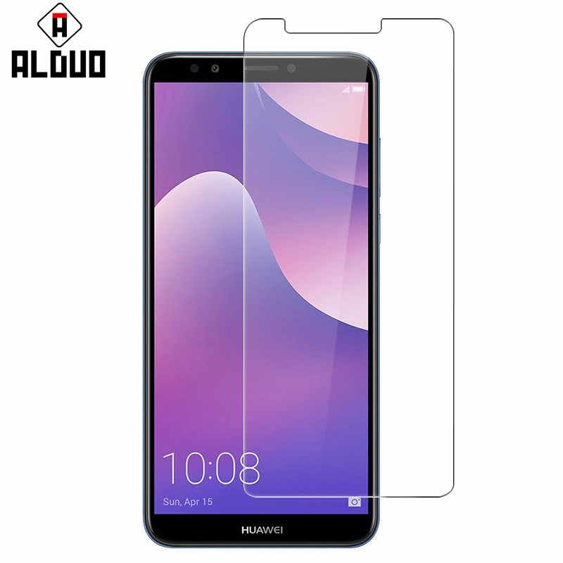 9H HD Tempered Glass For Huawei Y9 Y6 Y7 Y5 Prime 2018 Y6 Y5 2018 2.5D Screen protector Glass for huawei y5 y6 prime 2018