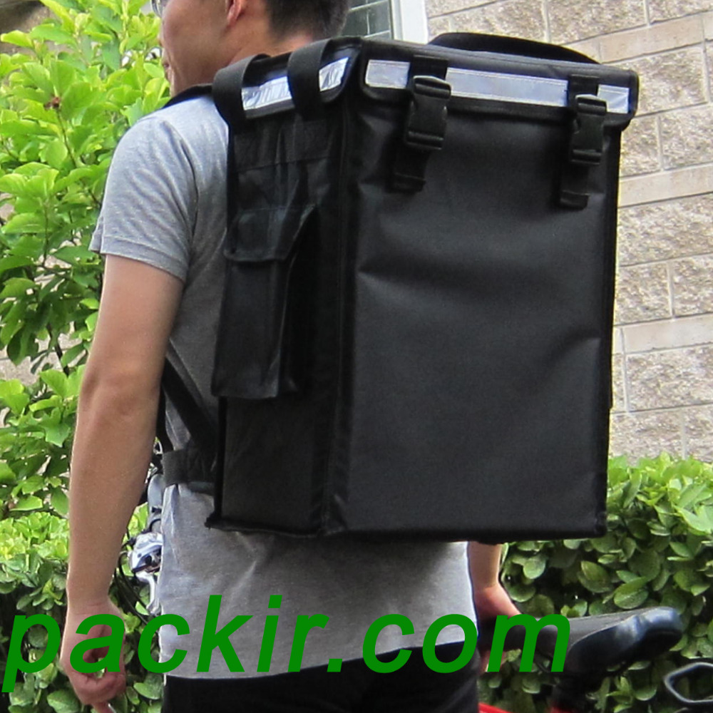 PK 34V: Small Food Delivery Backpack for Hot and Cold