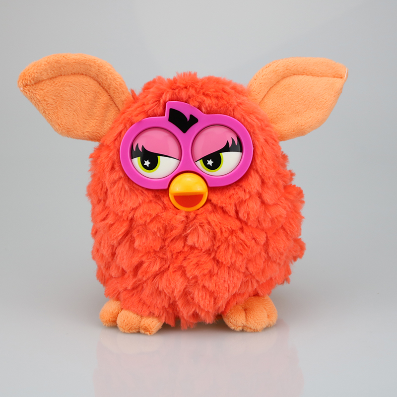 New-Plush-Interactive-Toys-phoebe-6-Color-Electric-Pets-Owl-Elves-Plush-toys-Recording-Talking-Toys-Gifts-Furbiness-boom-4