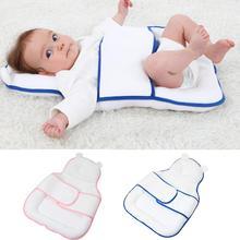 2 цвета детский коврик для сна портативная многофункциональная подушка кровать для дома путешествия коврик для матери и ребенка