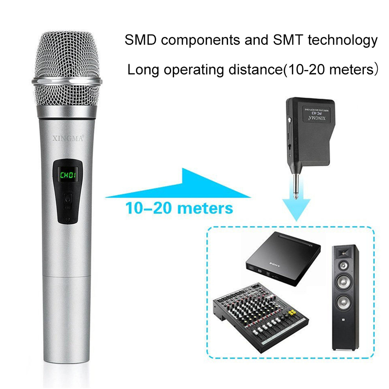 Wireless Microphone 10