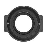 Nisi 150mm alüminyum kare nik0n için adaptör halkası 14-24mm 72mm için İhtisas tutucu sistemi 77mm 82 mmlens herhangi kamera