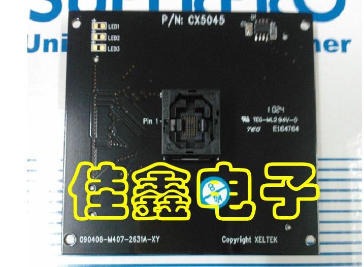 Free shipping     Adapter IC test SUPERPRO/50005000E programmer with DX5045CX5045/BGA56Free shipping     Adapter IC test SUPERPRO/50005000E programmer with DX5045CX5045/BGA56