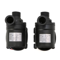 800L H 5m DC 12V 24V Solar Brushless Motor Water Circulation Water Pump Submersibles Water Pumps